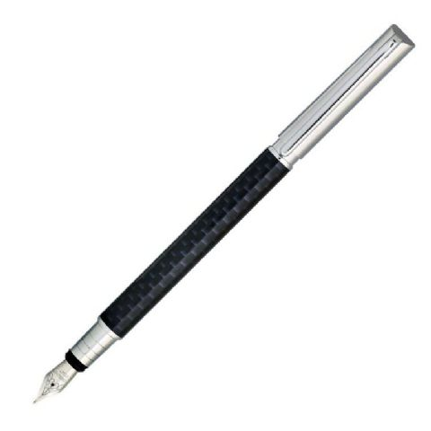 Tulip Fountain Pen in Black